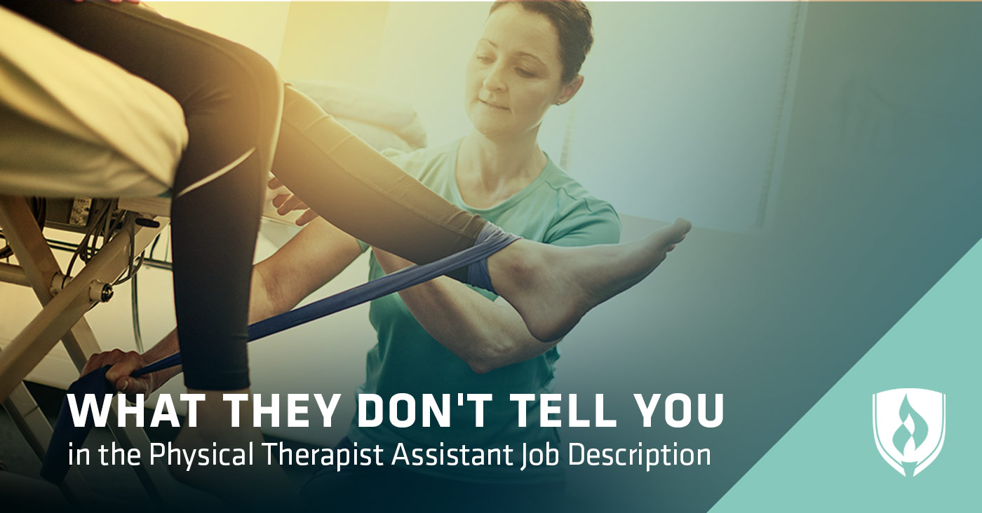 female physical therapist helping patient with rehab
