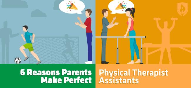 physical therapist assistant parents
