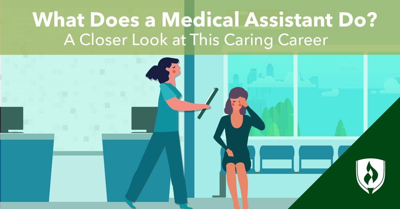 the duties of a medical assistant