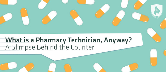 What is a Pharmacy Technician? A Glimpse Behind the Counter