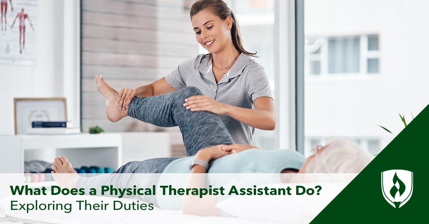 What Does a Physical Therpist Assistant Do