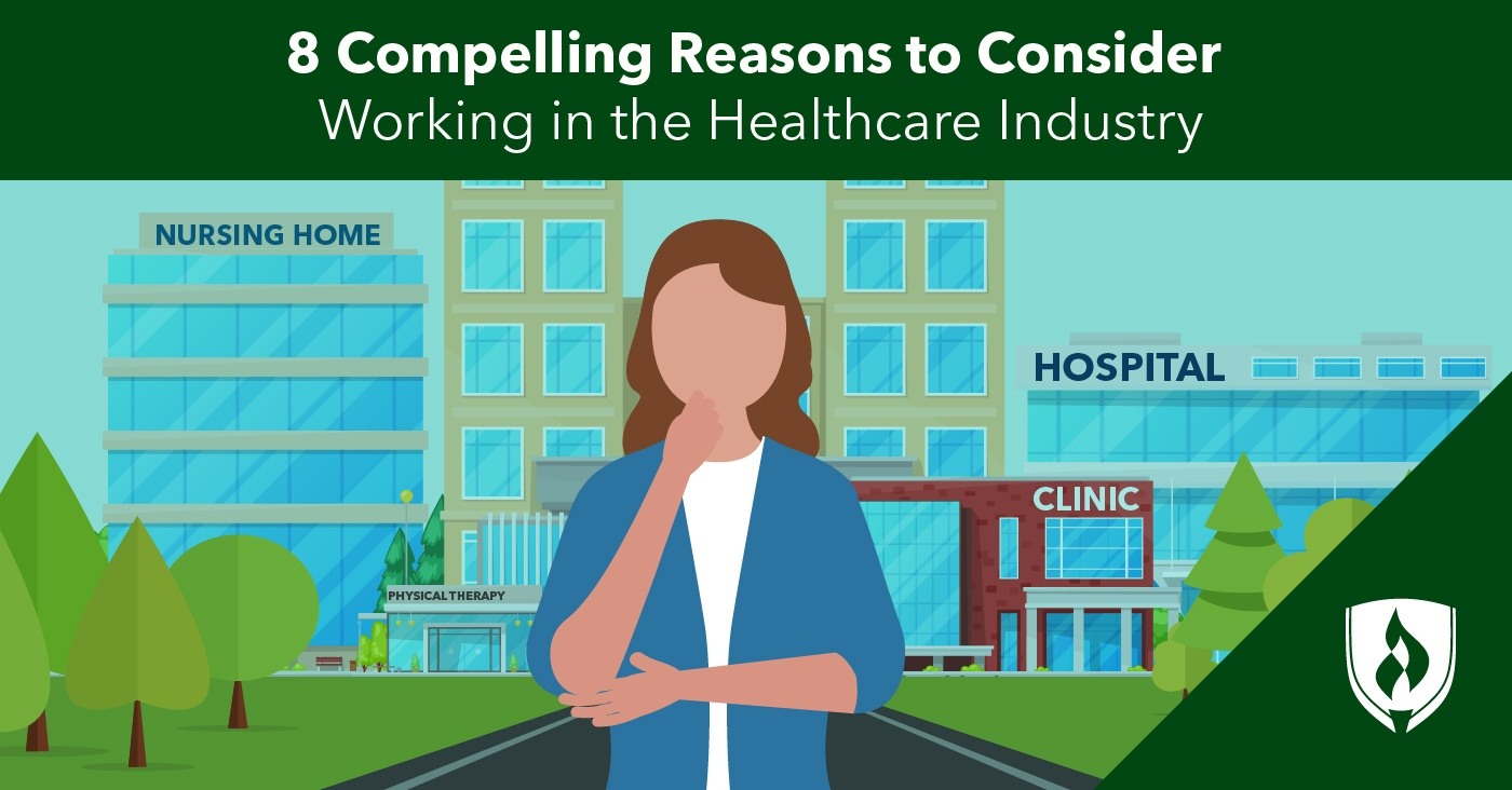 Working in Healthcare Industry