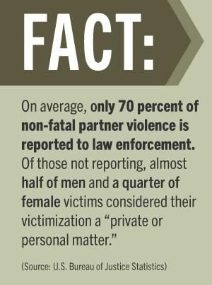 Fact on non-fatal partner violence