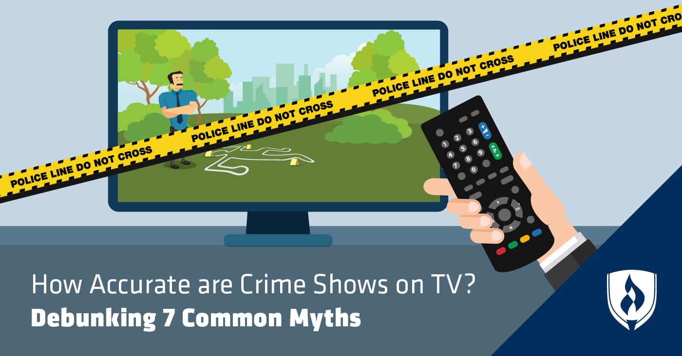 Crime Show Myths