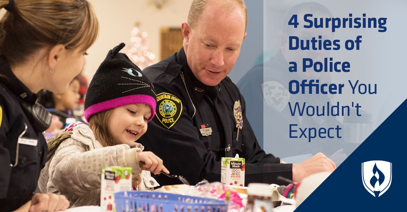 Duties of a Police Officer
