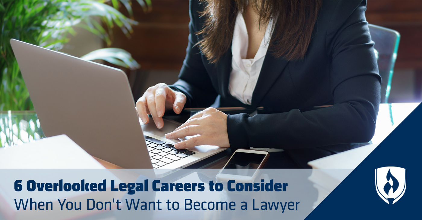 Overlooked legal careers to consider