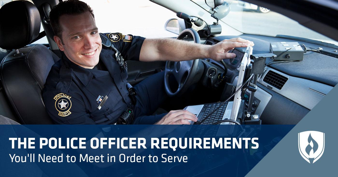 police officer requirements