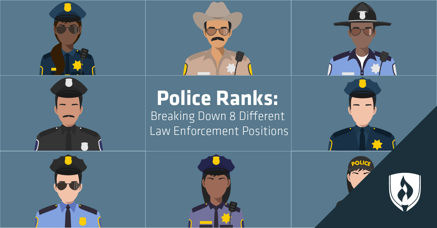 a7d2a24f1aa1b Police Ranks  Breaking Down 8 Different Law Enforcement Positions ...