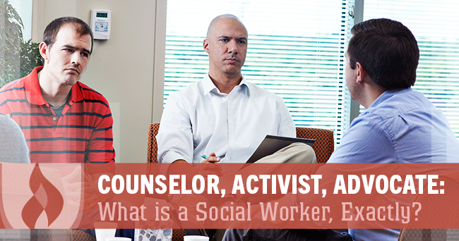 What is a Social Worker