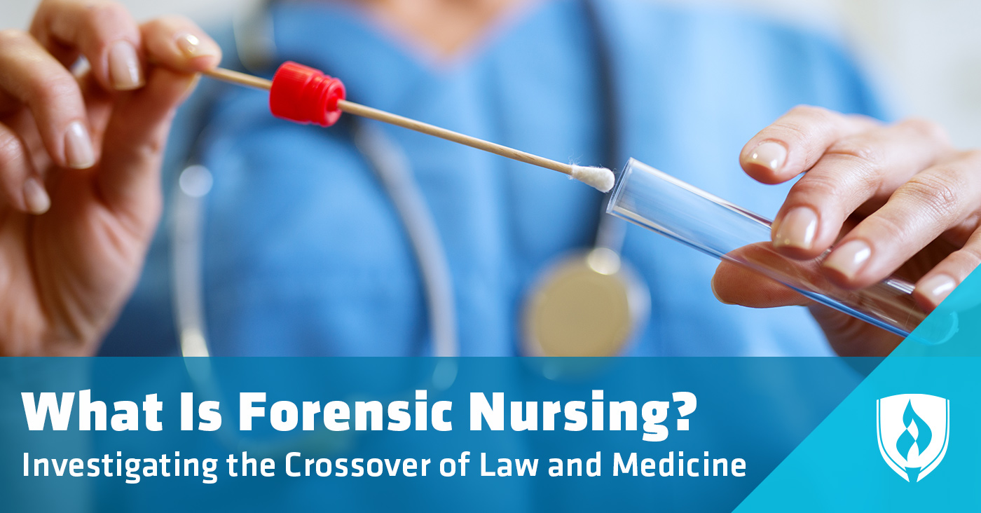 what is forensic nursing