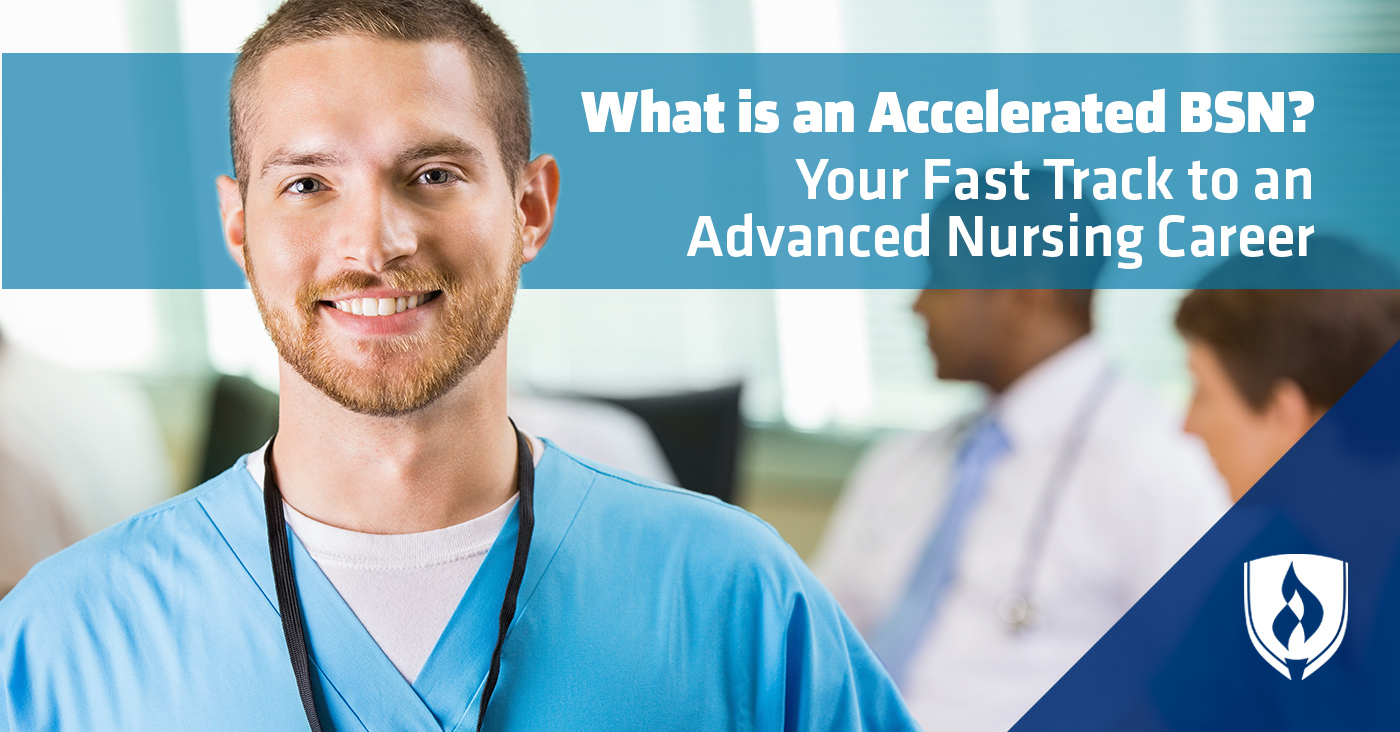 what is an accelerated bsn