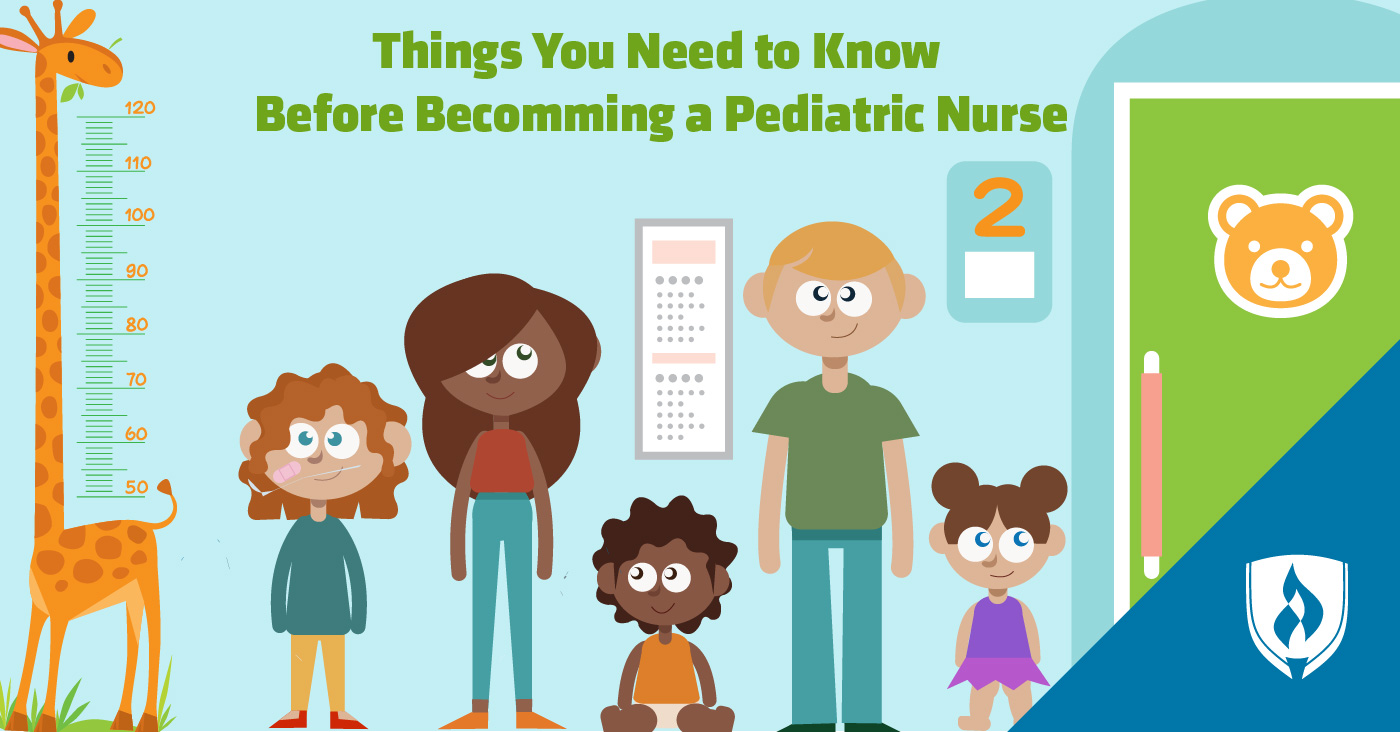 7 Things You Need to Know Before Becoming a Pediatric Nurse