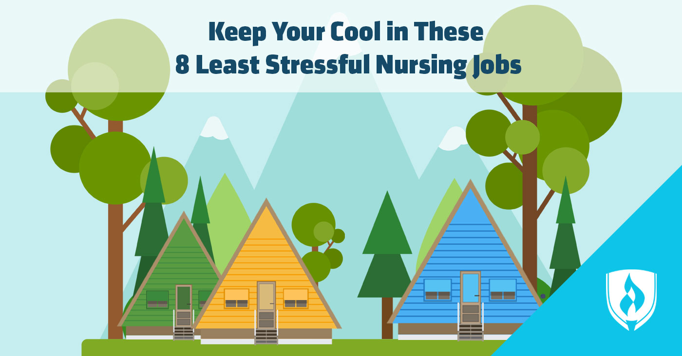 Keep Your Cool In These 8 Least Stressful Nursing Jobs Rasmussen