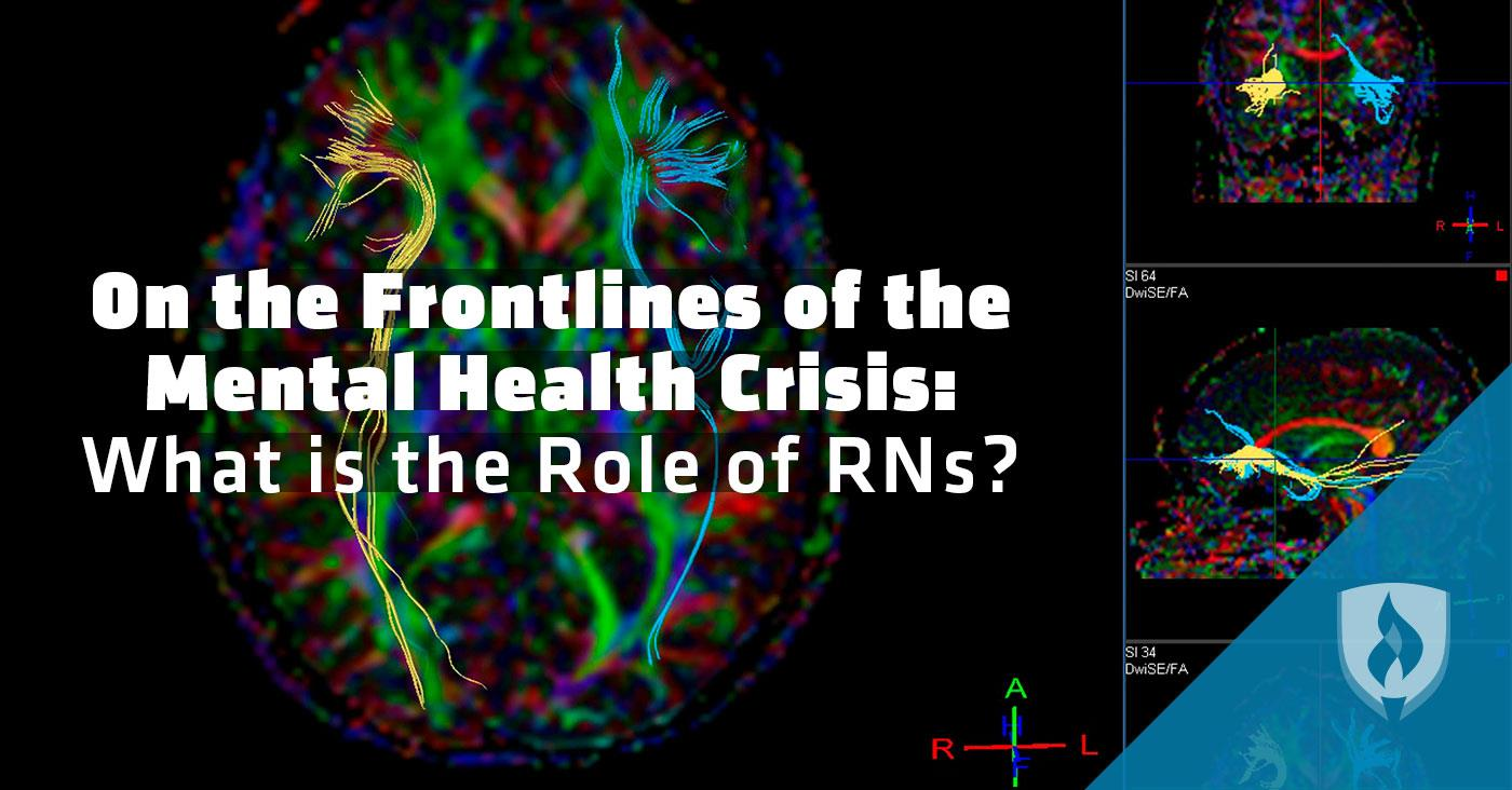 On the Frontlines of the Mental Health Crisis: What is the ...