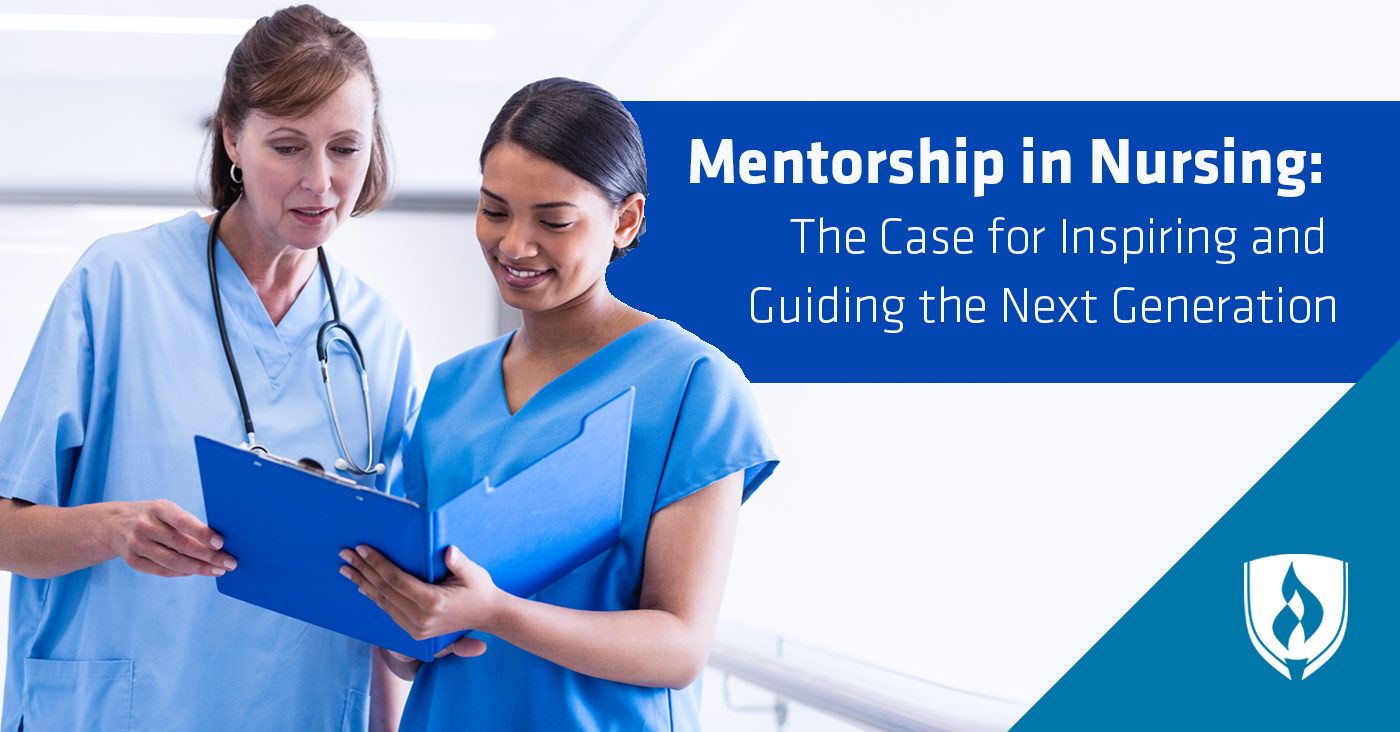 mentorship in nursing