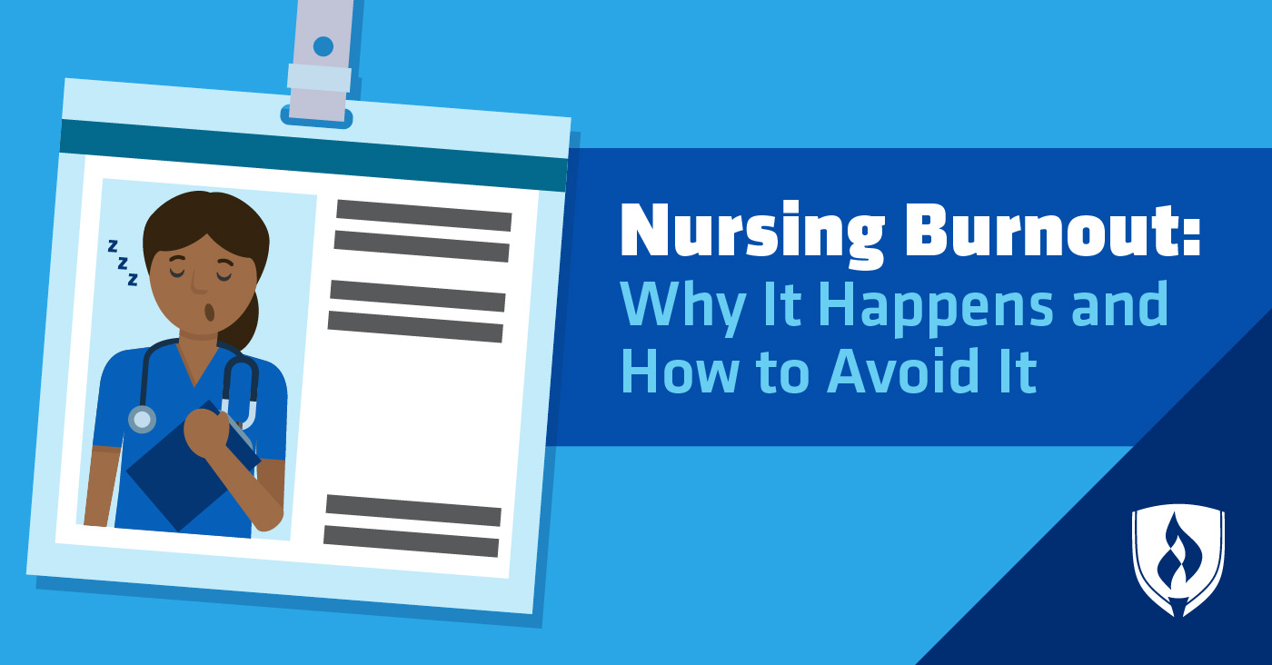 Nursing burnout