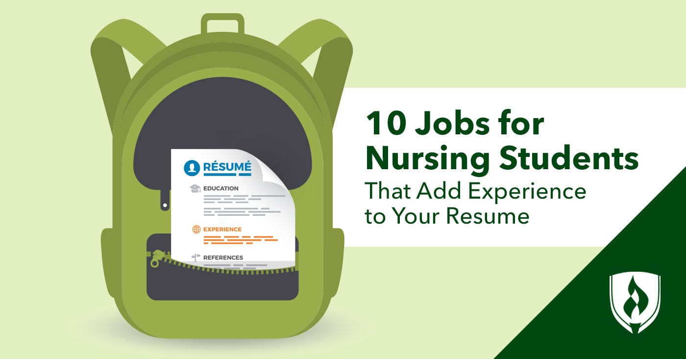 Jobs for Nursing Students