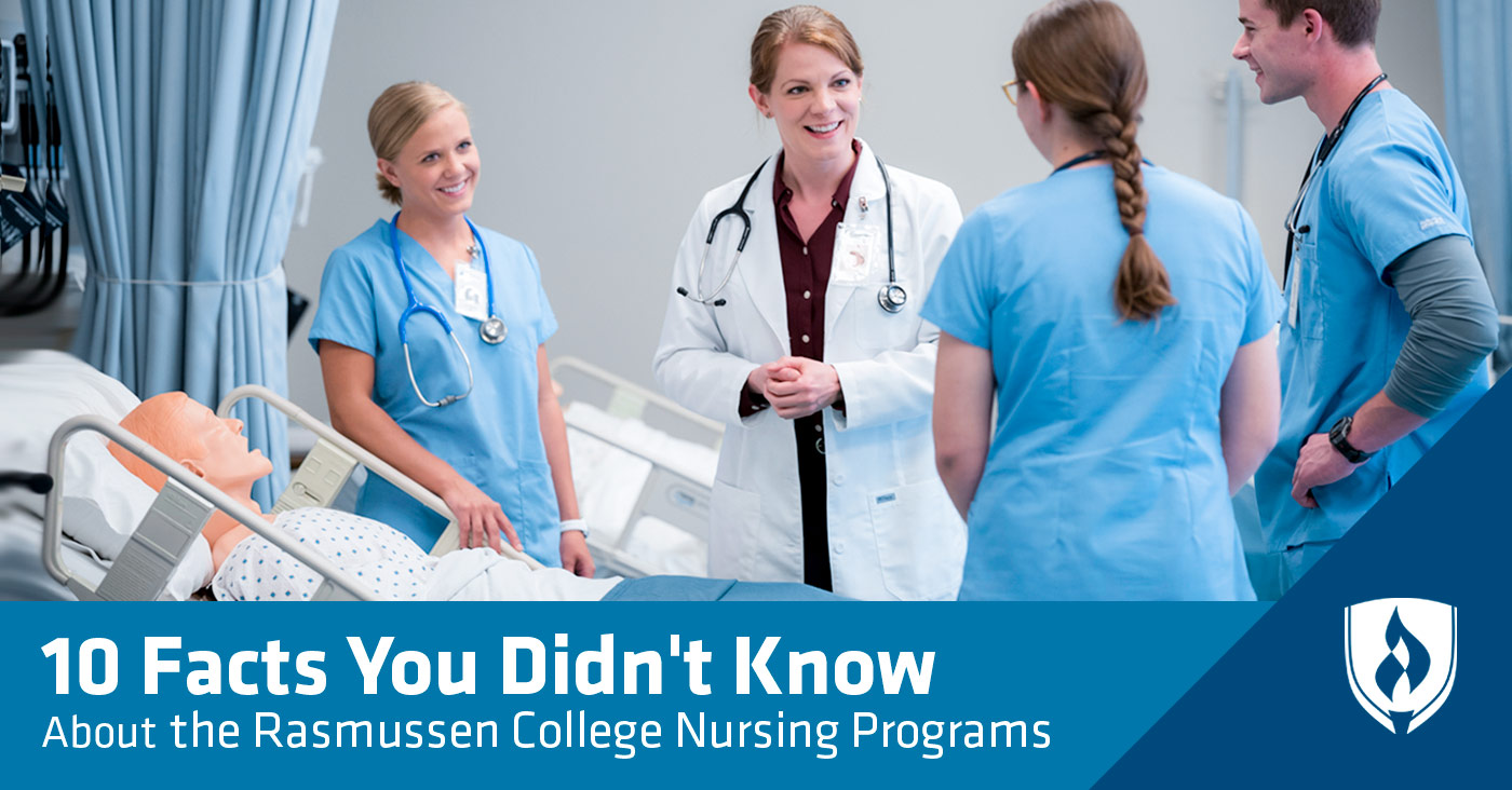Rasmussen College Nursing Programs