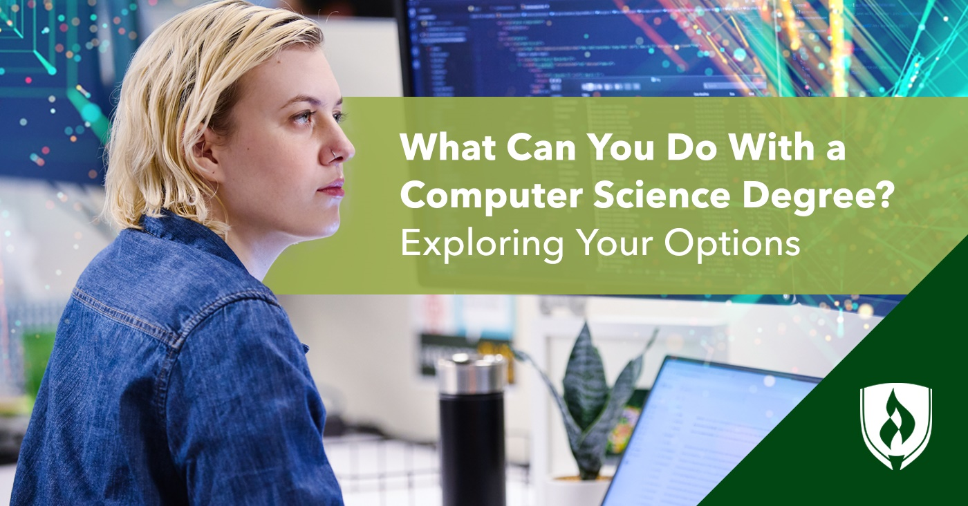 What Can You Do With A Computer Science Degree Rasmussen College