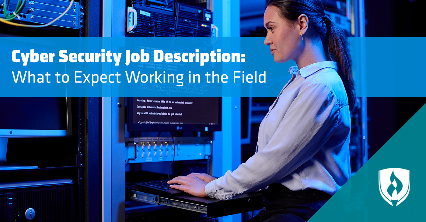 Cyber Security Job Description What To Expect Working In