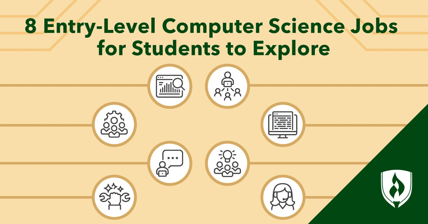 The Top 8 Entry Level Computer Science Jobs Employers Want To Fill Rasmussen College