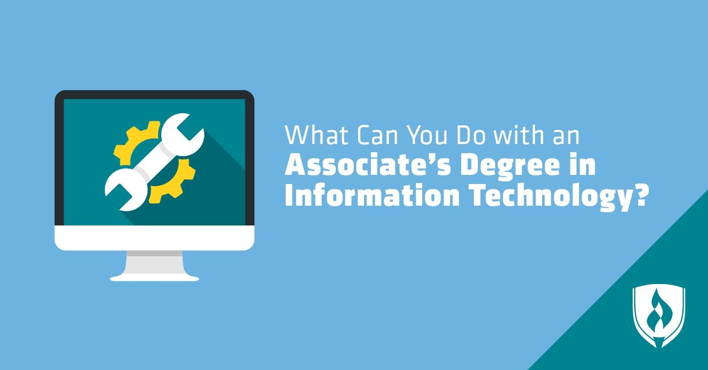 What Can You Do with an Associate's Degree in Information
