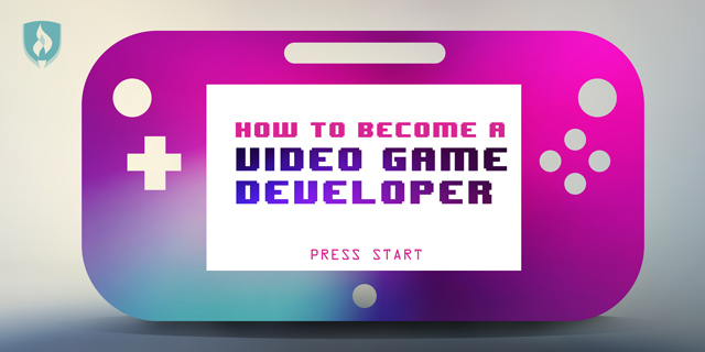 become video game developer