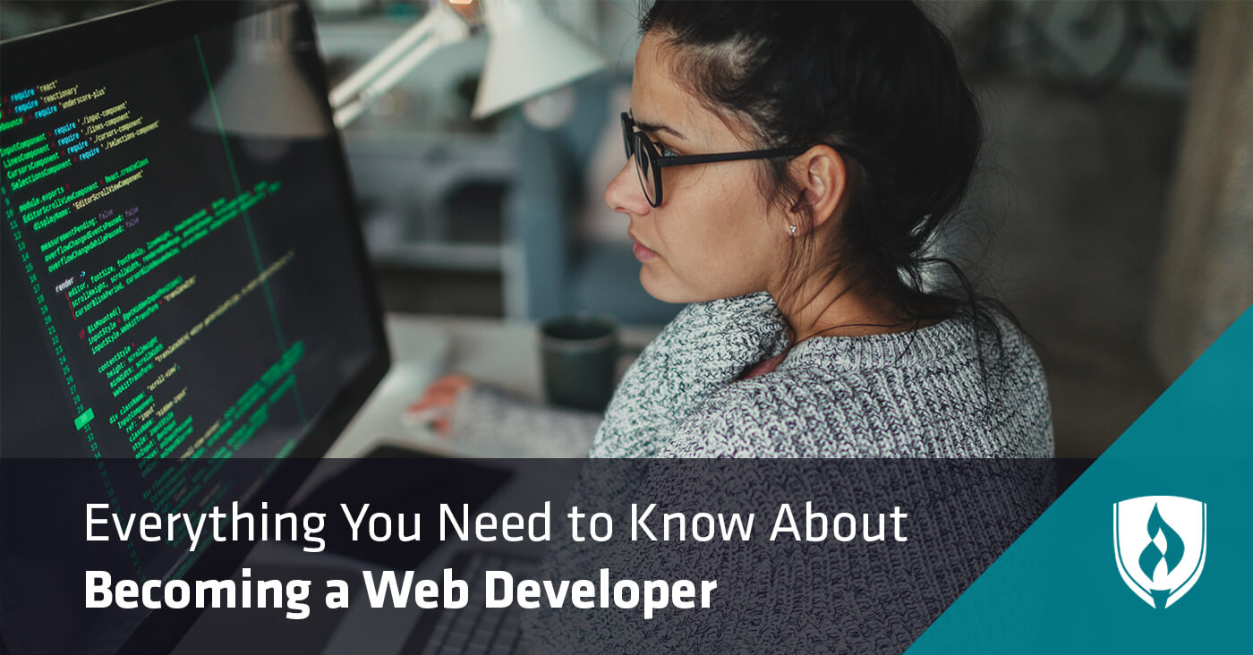becoming a web developer