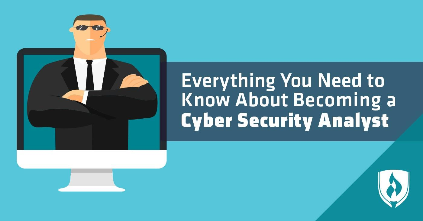 becoming cyber security analyst