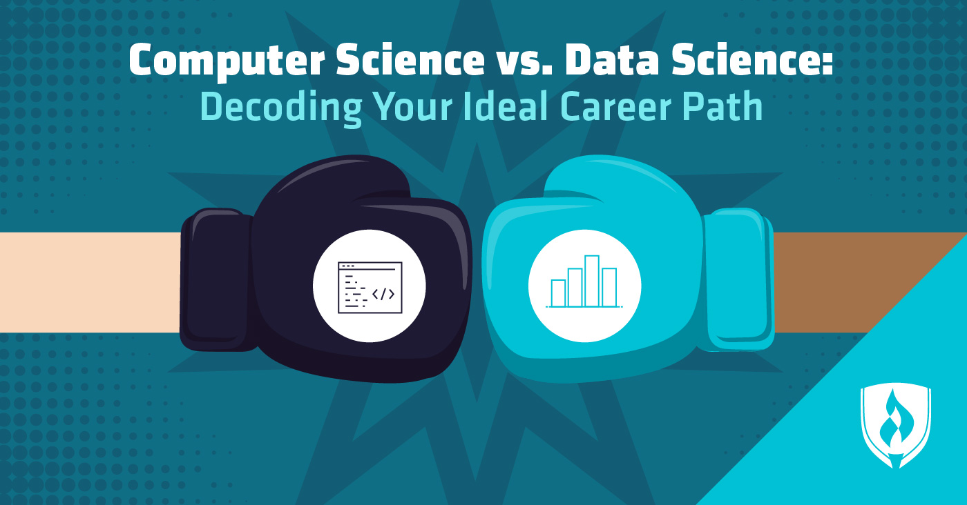 computer science vs data science
