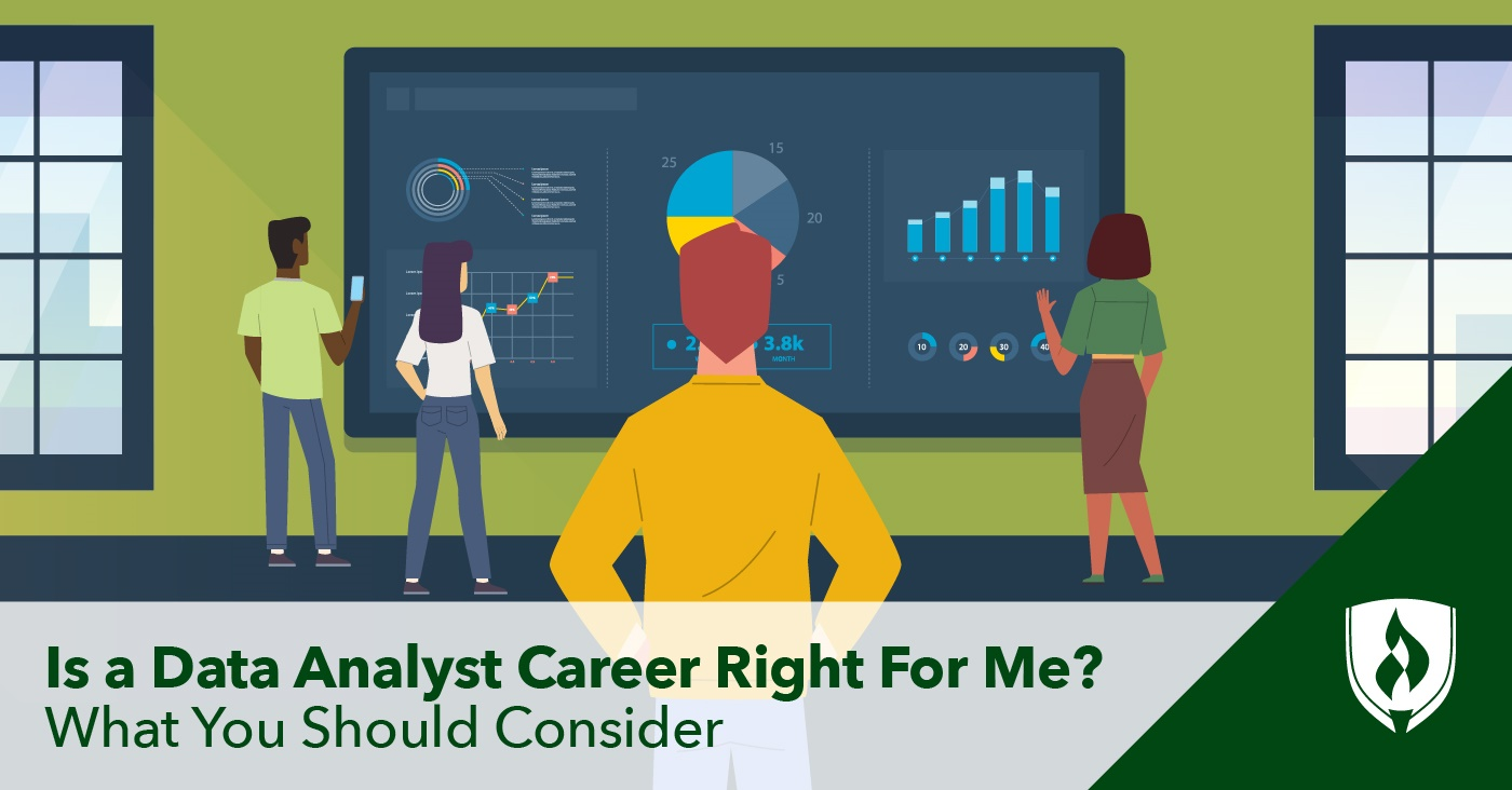 Signs you should pursue a data analyst career