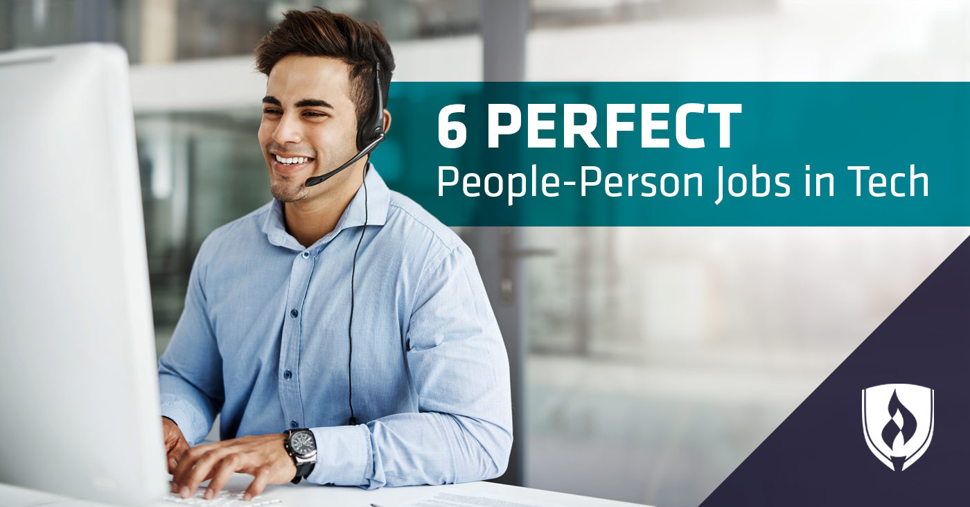 People Person Jobs in Tech