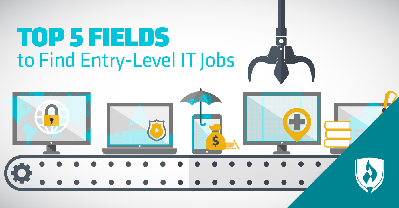 Entry Level IT Fields