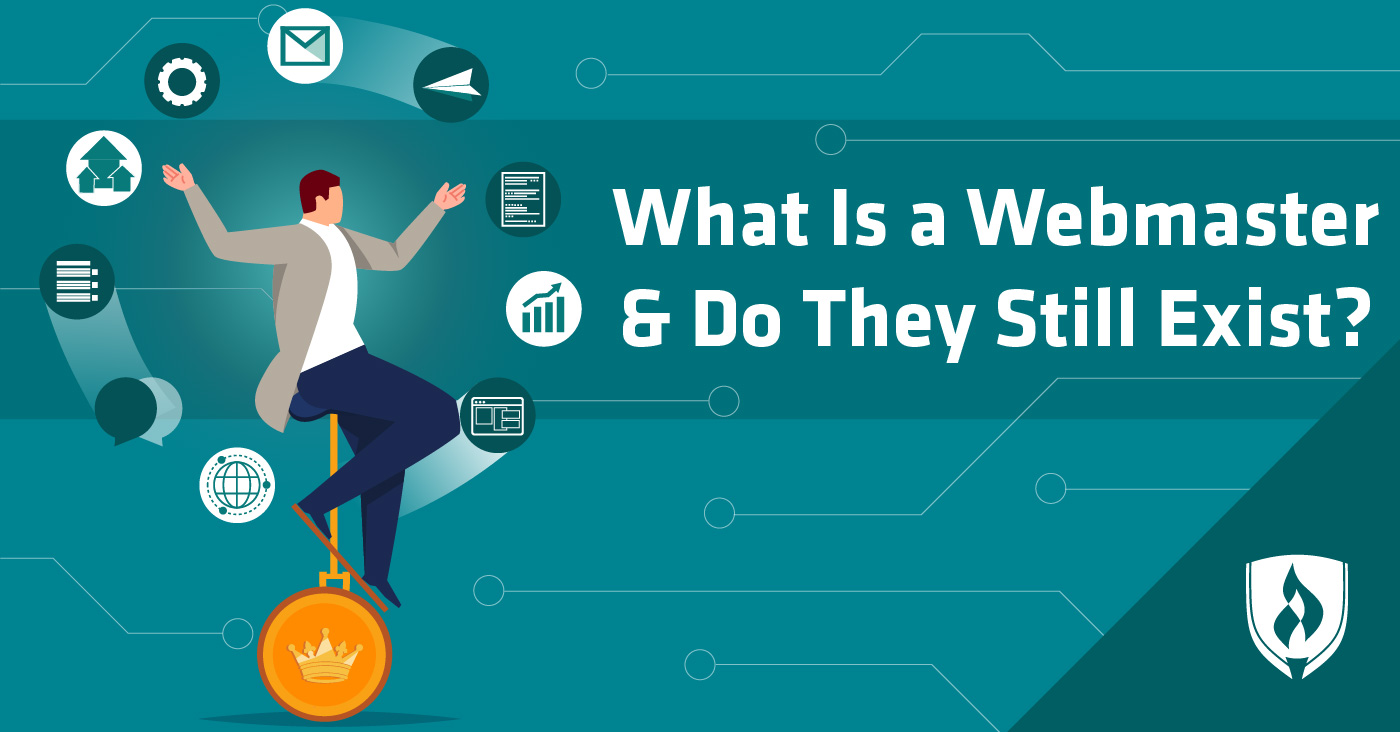 What is a webmaster