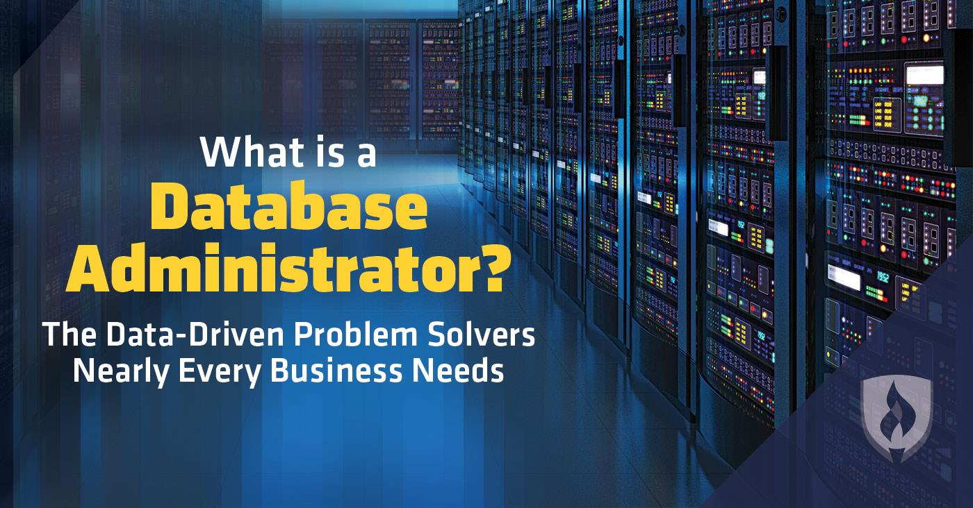 What is Database Administrator