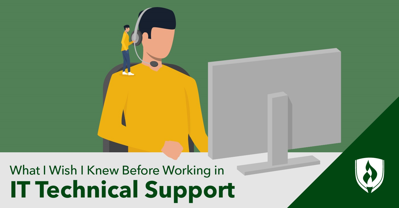 Things I Wish I Knew Before Working in IT Technical Support