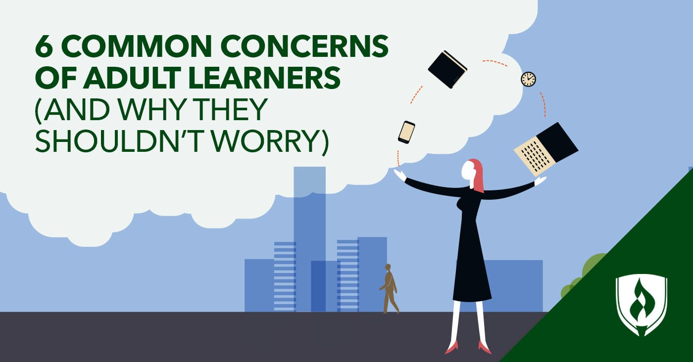 Concern of Adult Learners