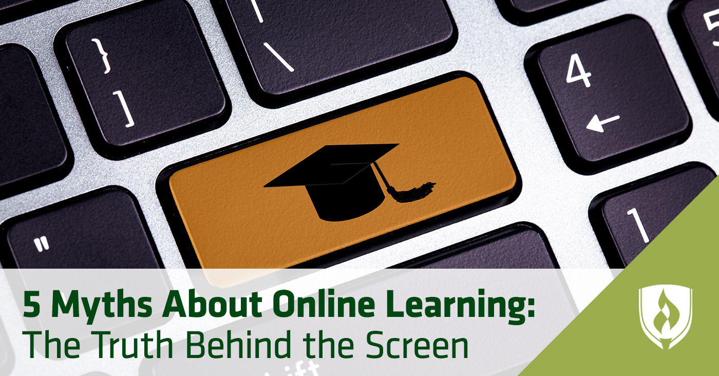 Myths About Online Learning