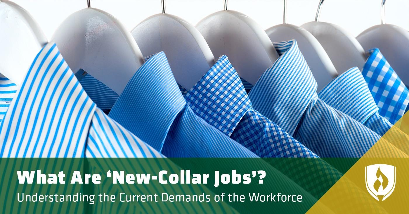 new collar jobs