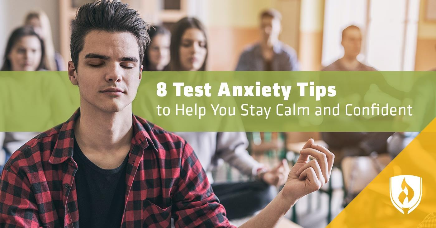test anxiety tips