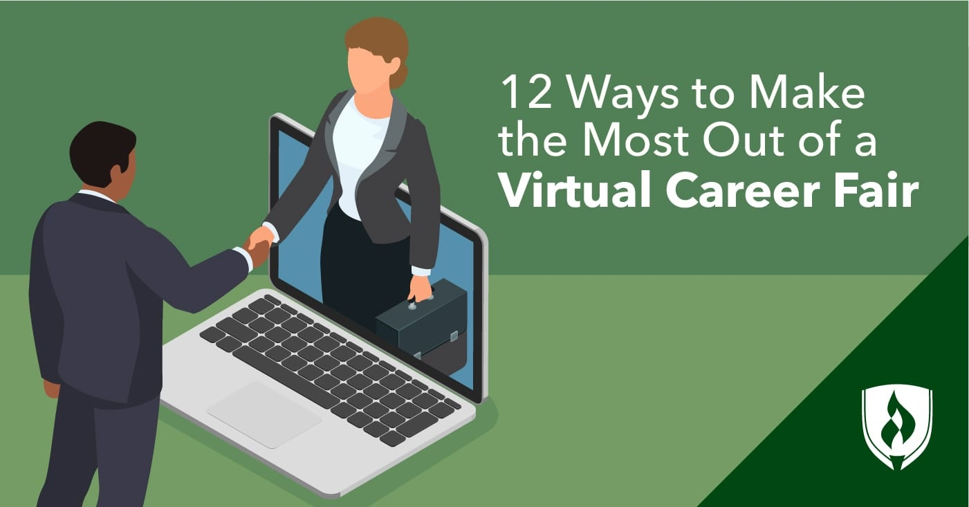 12 Ways to Make the Most out of a Virtual Career Fair thumbnail image