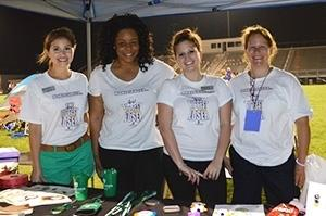 Members at Relay for Life of Seffner event