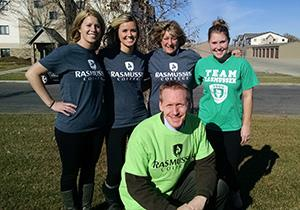 fargo moorhead campus volunteers