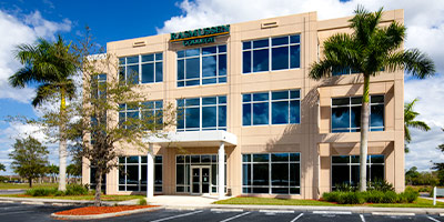 Rasmussen Fort Myers campus building