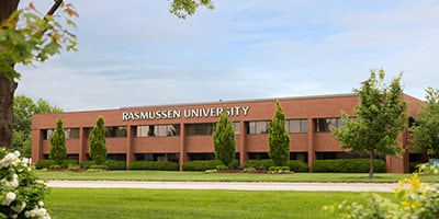 Rasmussen Kansas City-Overland Park campus building