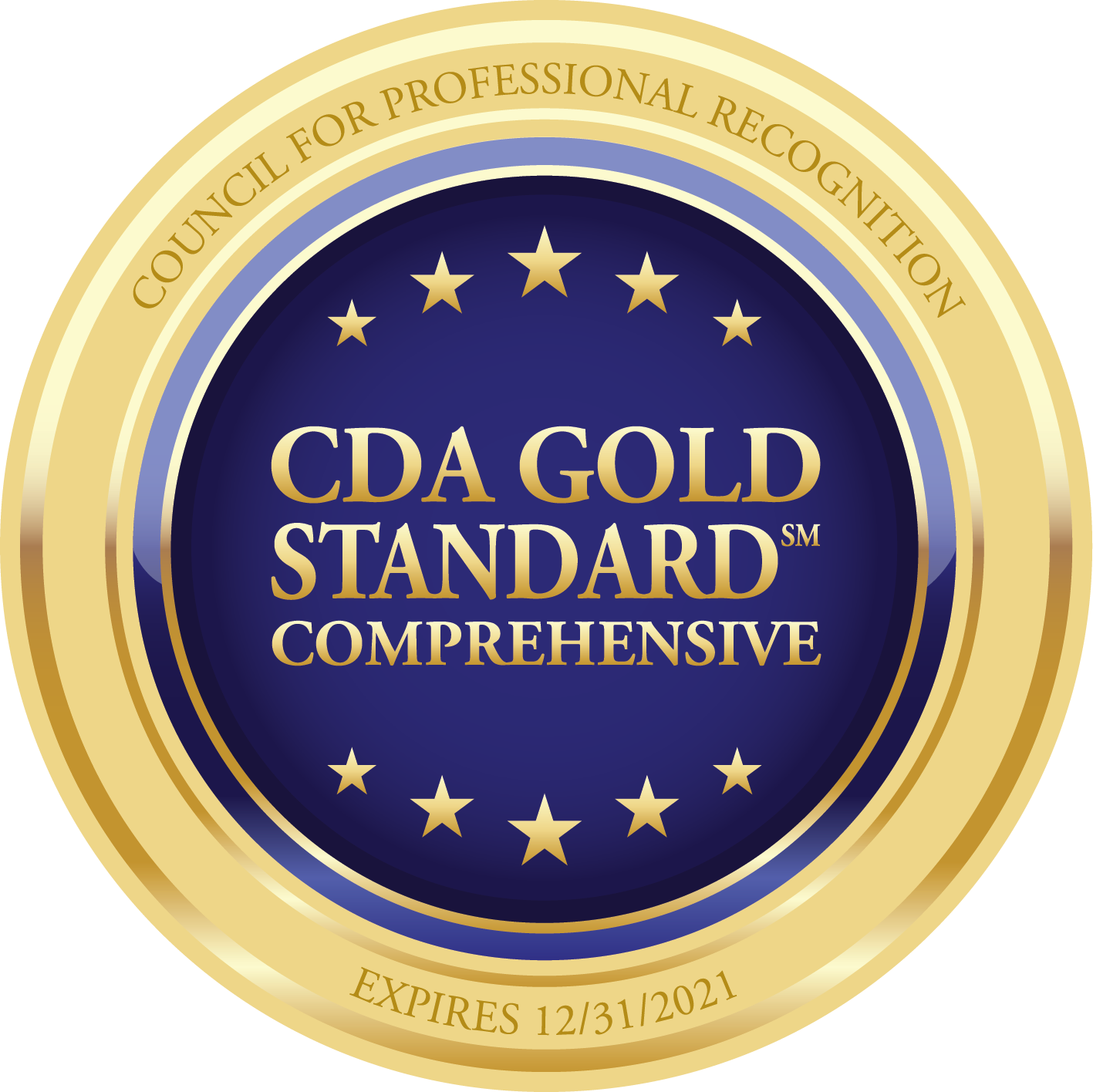 Logo: CDA recognition
