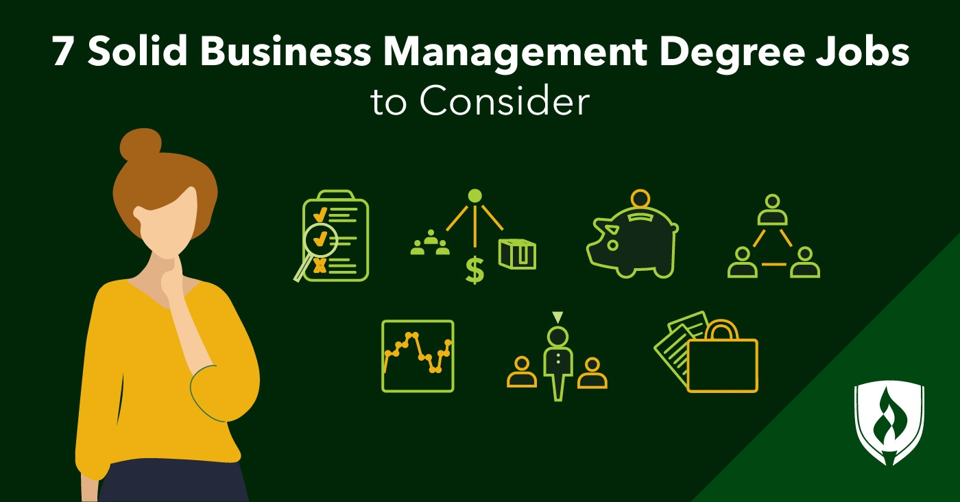 Technology Management Image: 7 Business Management Degree Jobs To Consider
