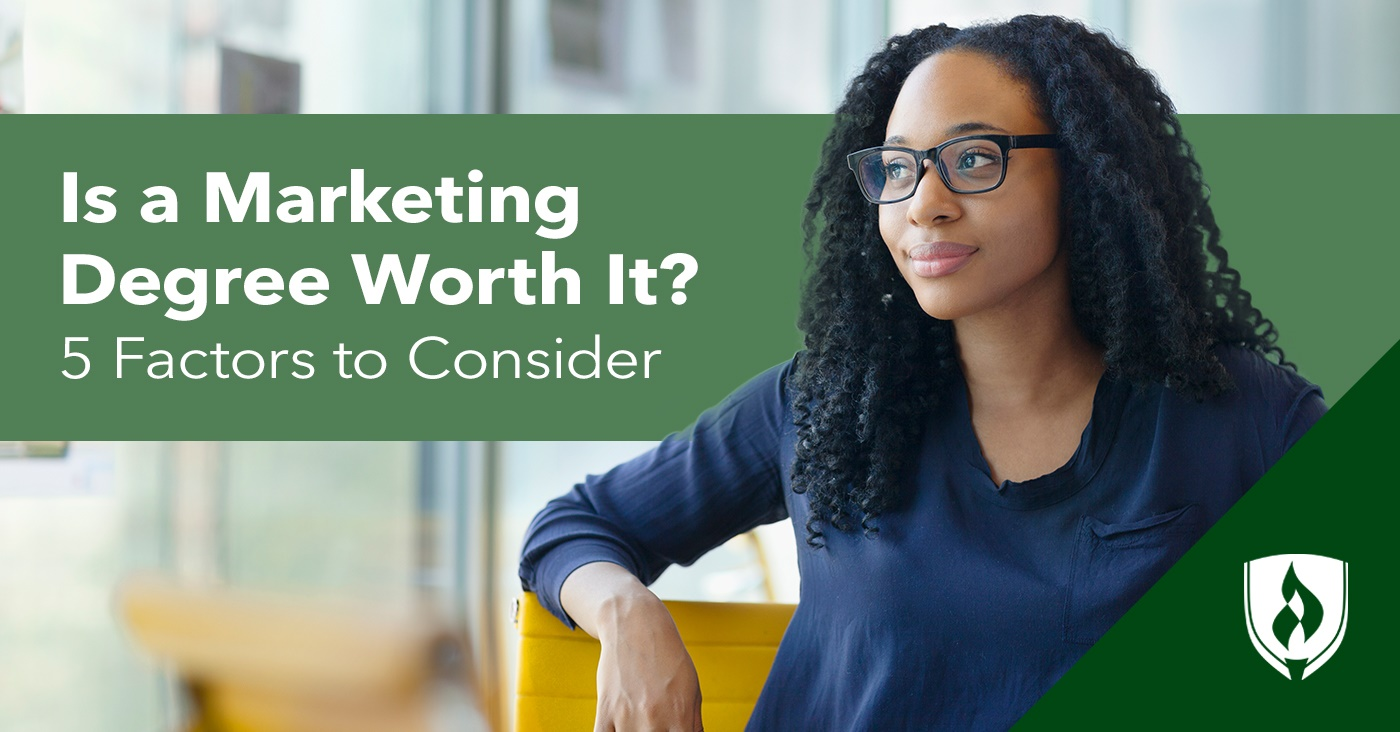 Is a marketing degree worth it 4 things to consider xflitez Choice Image