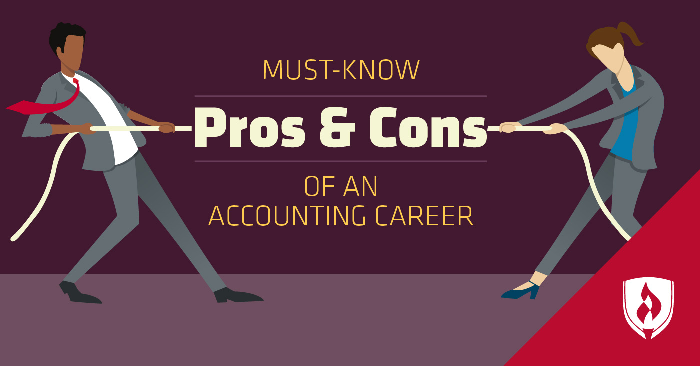 Pros and Cons of Accounting