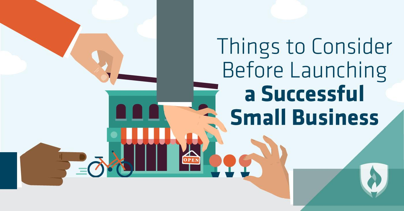 6 things to consider before launching a successful small for Starting a design business